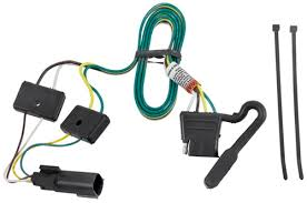 installing trailer wiring harness in 2009 mercury mariner without factory towing wiring harness for 2012 ram tow package wiring harness with 4 pole trailer connector Factory Towing Wireing Harness