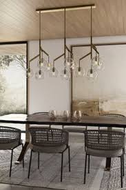 contemporary dining room pendant lighting. The Sedona Triple Chandelier From Tech Lighting Is Best Described As A Deconstructed Modern Chandelier, Contemporary Dining Room Pendant D
