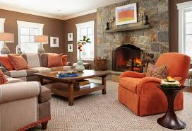 Brown And Red Living Room Ideas Coma Frique Studio Fa01ffd1776b