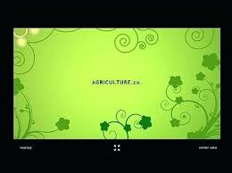 Free Flash Web Template Agriculture Website Template Information Intro Free Flash