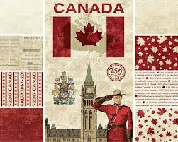 7 best Canadian Mystery Quilt Sesquicentennial images on Pinterest ... & Sew Sisters Quilt Shop: Canadian Sesquicentennial from Northcott Fabrics Adamdwight.com