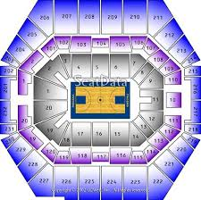Conseco Fieldhouse Seating Chart View 22 Actual Bankers Fieldhouse Seating