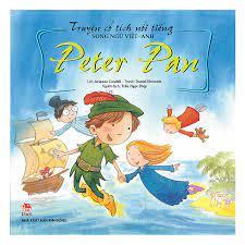 Truyện Cổ Tích Nổi Tiếng Song Ngữ Việt – Anh: Peter Pan (Tái Bản 2019) |  Tiki Trading