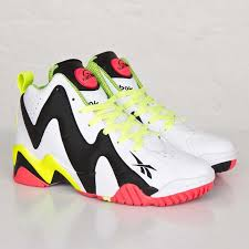 reebok high tops mens. mens green reebok pump kamikaze ii high tops basketball shoes