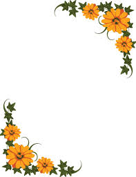 Small Picture Page Borders With Flowers Free Download Clip Art Free Clip Art