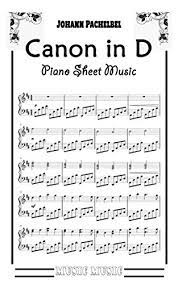 Free shipping on orders over $25.00. Pachelbel S Canon In D Piano Sheet Music Kindle Edition By Music Music Arts Photography Kindle Ebooks Amazon Com