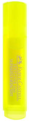 <b>Faber</b>-<b>Castell</b> Флуоресцентный <b>текстовыделитель</b> цвет <b>желтый</b> ...