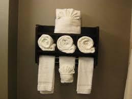 Hampton Inn & Suites San Diego-Poway: Lovely towel display