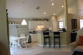 Fair Open Floor Plan Kitchen And Living Room Home Design Ideas - Open floor plan kitchen