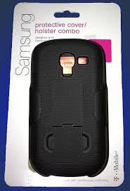 Samsung Galaxy Exhibit T599(Cover ...