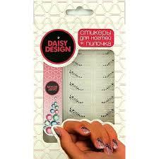 """Набор стикеров для дизайна ногтей """"Гламур"""" бренда <b>Daisy</b> ..."""