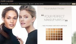estee lauder foundation finder