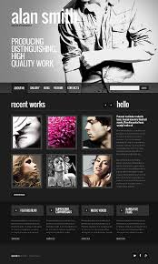 Creative Photography Website Templates Entheosweb