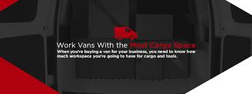Cargo Van Comparison Chart Best Cargo Vans For Small Businesses Gas Mileage Cargo