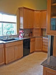 Building A Corner Cabinet Corner Kitchen Cabinets Winters Texasus