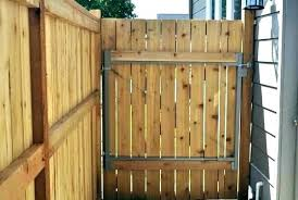 build wood fence gate how to build a fence door wooden fence gate building a wooden