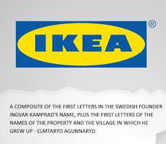 IKEA ...