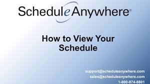 Online Work Schedule How To View Your Work Schedule Online In Employee Scheduling Software
