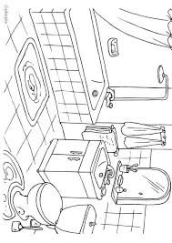 bathtub fun coloring page 78 best home images on