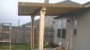 attached covered patio designs. Alluring How To Build A Patio Roof For Interior Decorating Plans Free Exterior Decor Attached Covered Designs