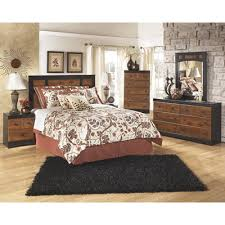 home styles bedroom furniture. Signature Design Aimwell B136 4 Pc Queen Bedroom Set Home Styles Furniture N