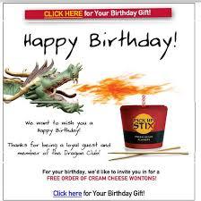 Pick Up Stix Birthday Deal Danis Decadent Deals