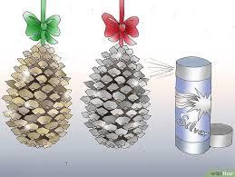 Weihnachtsbaumschmuck Zum Selbermachen Wikihow