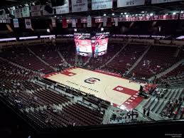 Colonial Life Arena Interactive Seating Chart 20 Colonial Life Arena Seating Chart Pictures And Ideas On