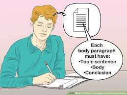 the best way to write a compare and contrast essay wikihow image titled write a compare and contrast essay step 14