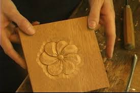 Wood Carving For Beginners Free Patterns Delectable Carving A Simple Flower Mary May's School Of Traditional Woodcarving