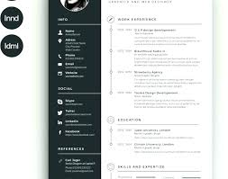 Mac Pages Resume Templates Enchanting Free Creative Resume Templates For Mac Swisstrustco