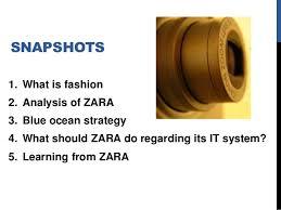 Zara supply chain case study part     Fast Online Help     www     SlideShare Zara Case Study