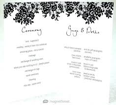 Free Microsoft Word Wedding Program Template Download By Tablet Free Program Templates For Word Wedding