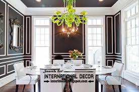 decorative wall molding designs ideas panels black moldings