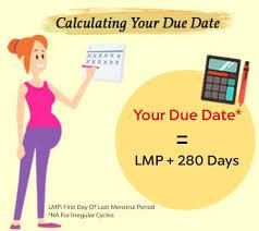 Due Date Calculator Calculate Edd By Conception Date