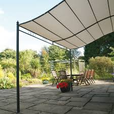 6 x 6 outdoor canopy ft 2 5 x 2m wall mounted garden canopy patio awning