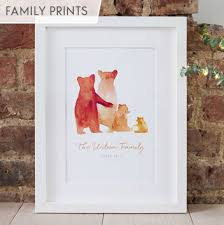 shop family prints on christian canvas wall art uk with canvas prints and art notonthehighstreet