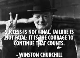 Winston Churchill Famous Quotes Classy Famous Success Quotes From Winston Churchill 48 Golfian
