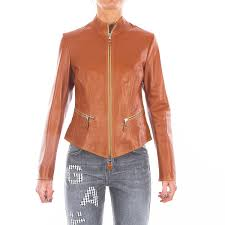women soft genuine lambskin leather jacket tan