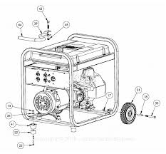 Powermate formerly coleman pm0525312 03 parts diagram for
