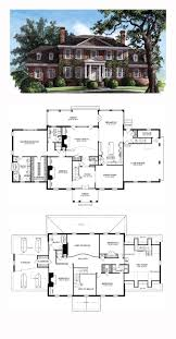 colonial house plans. Colonial Plantation Southern House Plan 86126 Plans