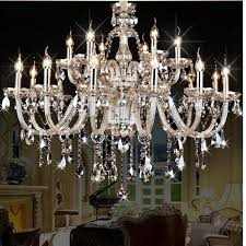 luxury crystal chandelier living room re sala de cristal modern chandelier lighting bedroom crystal light chandelier interior lighting kitchen pendant
