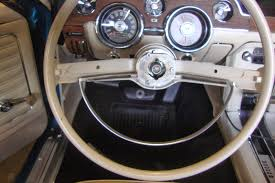 1968 Mustang Convertible Restoration: A New Steering Wheel from Santa