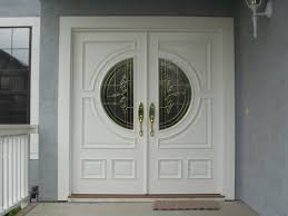 white single front doors. Modern Style White Single Front Doors And Double Entry Door Designs O