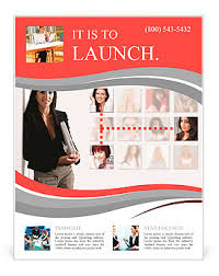 networking flyer professional business woman with a networking concept of friends and