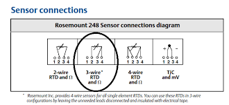 2wire rtd wiring diagram facbooik com Rtd Sensor Wiring 4 wire rtd connection diagram emerson exchange 365 wiring diagram wiring an rtd sensor