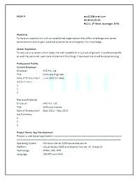 What Is The Format Of A Resume Cool Ready Made Resume Format What Ready Resume Format Davidkarlsson