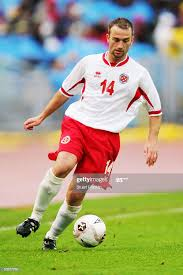 Ivan Woods of Malta in action during the World Cup 2006 Qualifying... News  Photo - Getty Images