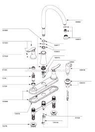 moen faucet assembly diagram moen kitchen faucet parts diagram moen faucet repair