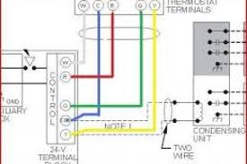 honeywell wiring diagrams wiring diagram wifithermostat.com/videos alternate wiring at Honeywell Rth9580wf Wiring Diagram